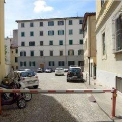 Отель La Terrazza Foscolo - con Parcheggio Флоренция парковка