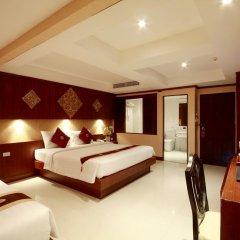 Rayaburi Hotel Patong 4* Апартаменты фото 3