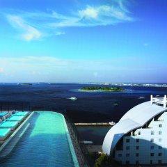 Отель Jen Maldives Malé by Shangri-La Мальдивы, Мале - отзывы, цены и фото номеров - забронировать отель Jen Maldives Malé by Shangri-La онлайн бассейн фото 3