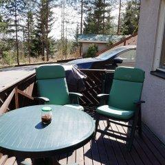 Отель Mukava Maja Majoitus балкон