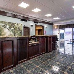 Отель Econo Lodge Кингсвилль интерьер отеля