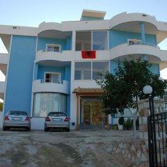 Отель Villa Blue парковка