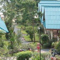 Отель Sarocha Villa детские мероприятия