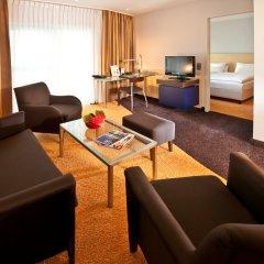 Отель Dorint An der Messe Koln Кёльн комната для гостей