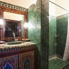 Отель Riad Ouarzazate Марокко, Уарзазат - отзывы, цены и фото номеров - забронировать отель Riad Ouarzazate онлайн ванная фото 2