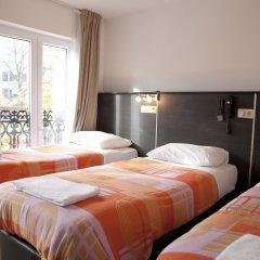 Hotel Barry Брюссель комната для гостей фото 5
