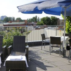Upstalsboom Hotel Friedrichshain фото 8
