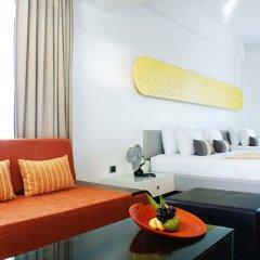 Отель Z Through By The Zign Таиланд, Паттайя - отзывы, цены и фото номеров - забронировать отель Z Through By The Zign онлайн комната для гостей фото 5