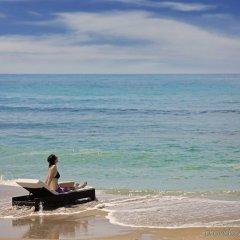Отель InterContinental Sanya Resort пляж