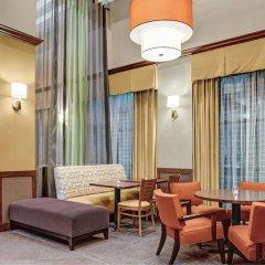 Отель Hyatt Place Columbus Dublin гостиничный бар