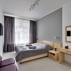 Отель Минима Водный Москва комната для гостей фото 3
