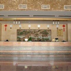 Отель Zhuhai No. 1 Resort Hotel Китай, Чжухай - отзывы, цены и фото номеров - забронировать отель Zhuhai No. 1 Resort Hotel онлайн интерьер отеля