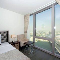 Отель Signature Holiday Homes Dubai комната для гостей