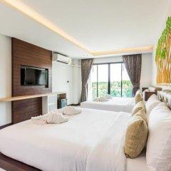 River Front Krabi Hotel комната для гостей фото 4