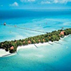 Отель Gasfinolhu Island Resort Остров Гасфинолу пляж фото 2