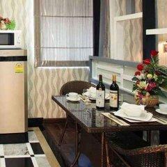 Отель Ktk Regent Suite Паттайя удобства в номере