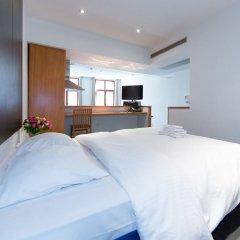 Отель Azimut Flathotel Aparthotel Бельгия, Брюссель - отзывы, цены и фото номеров - забронировать отель Azimut Flathotel Aparthotel онлайн комната для гостей фото 5