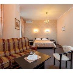 Гостиница Самара Люкс 3* Стандартный номер двуспальная кровать фото 25