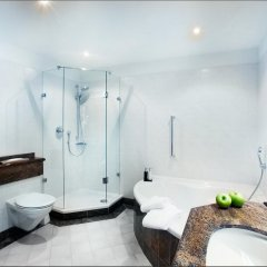 Boston Hotel Hamburg ванная