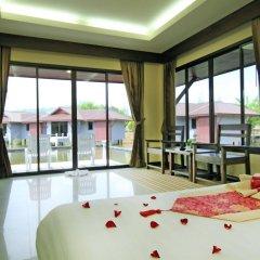 Отель The Villa Laemhin Lagoon Resort балкон