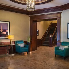 Отель Residence Inn Wahington, Dc Downtown Вашингтон интерьер отеля фото 2