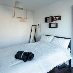 Отель Skyline View 1 BD Apt комната для гостей фото 3