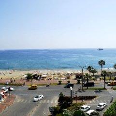 Rosella Hotel пляж