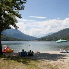 Отель Camping La Quiete Италия, Вербания - отзывы, цены и фото номеров - забронировать отель Camping La Quiete онлайн приотельная территория фото 2