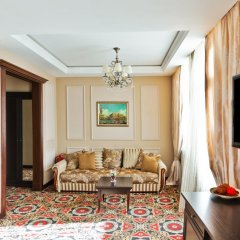 Гостиница Мегаполис комната для гостей фото 24