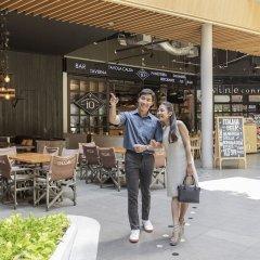 Отель Courtyard By Marriott Бангкок питание