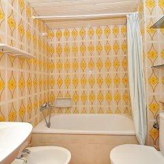Отель Doble - 4CD A100 Испания, Льорет-де-Мар - отзывы, цены и фото номеров - забронировать отель Doble - 4CD A100 онлайн ванная