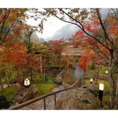 Отель Tsuetate Keiryu no Yado Daishizen Япония, Минамиогуни - отзывы, цены и фото номеров - забронировать отель Tsuetate Keiryu no Yado Daishizen онлайн