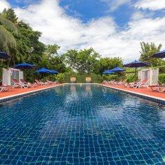 Отель Baan Panwa Resort&Spa Таиланд, пляж Панва - отзывы, цены и фото номеров - забронировать отель Baan Panwa Resort&Spa онлайн бассейн фото 3