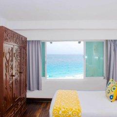 Отель BSEA Cancun Plaza Hotel Мексика, Канкун - отзывы, цены и фото номеров - забронировать отель BSEA Cancun Plaza Hotel онлайн комната для гостей фото 5