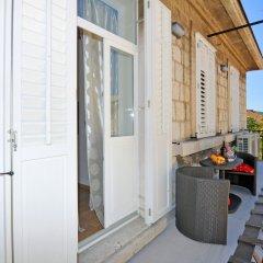 Отель Nirvana Luxury Rooms балкон