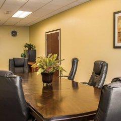 Отель Comfort Suites East Broad at 270 США, Колумбус - отзывы, цены и фото номеров - забронировать отель Comfort Suites East Broad at 270 онлайн помещение для мероприятий