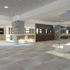 Отель Aparthotel Cabau Aquasol интерьер отеля