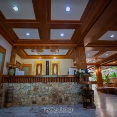 Отель Ko Tao Resort - Beach Zone интерьер отеля