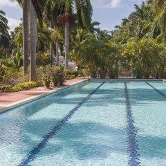 Отель Half Moon Ямайка, Монтего-Бей - отзывы, цены и фото номеров - забронировать отель Half Moon онлайн бассейн фото 3