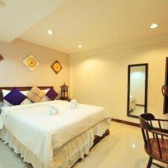 Отель Lullaby Inn Бангкок комната для гостей фото 5