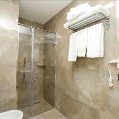 Отель Oxford Hotel Албания, Тирана - отзывы, цены и фото номеров - забронировать отель Oxford Hotel онлайн ванная фото 2