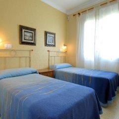 Отель Malibu Beach Испания, Олива - отзывы, цены и фото номеров - забронировать отель Malibu Beach онлайн комната для гостей фото 4