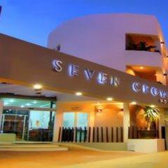 Отель Seven Crown Express & Suites Cabo San Lucas Мексика, Кабо-Сан-Лукас - отзывы, цены и фото номеров - забронировать отель Seven Crown Express & Suites Cabo San Lucas онлайн фото 2