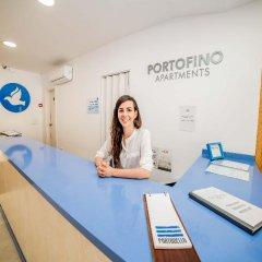 Отель Portofino интерьер отеля