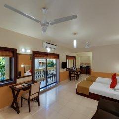 Отель Sandalwood Hotel & Retreat Индия, Гоа - отзывы, цены и фото номеров - забронировать отель Sandalwood Hotel & Retreat онлайн комната для гостей