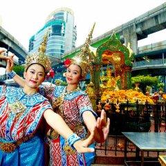 Отель Intercontinental Bangkok Бангкок детские мероприятия фото 2