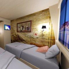 Отель Compass River City Boatel комната для гостей фото 4