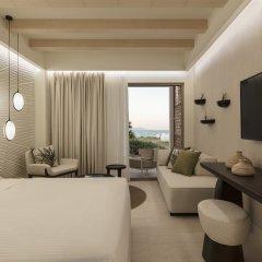 Отель Mitsis Rinela Beach Resort & Spa - All Inclusive комната для гостей фото 5