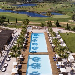 Отель Anantara Vilamoura Algarve Resort & The Residences at Victoria by Anantara Пешао спортивное сооружение