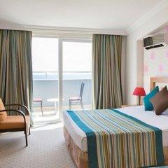 Meridia Beach Hotel Турция, Окурджалар - отзывы, цены и фото номеров - забронировать отель Meridia Beach Hotel онлайн комната для гостей фото 4
